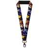 Disney Designer Lanyard - Beauty & the Beast - Belle & Beast Dancing