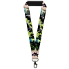 Disney Designer Lanyard - Princess Aurora & Maleficent