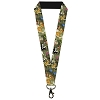 Disney Designer Lanyard - Bambi & Friends