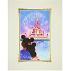 Disney Artist Deluxe Print - Our Happy Place by Nidhi Chanani