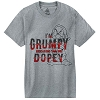 Disney ADULT Shirt - I'm Grumpy Because You're Dopey
