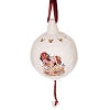 Disney Christmas Ornament - Victorian Potpourri Ball with Dangle - 2015