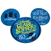 Disney Auto Magnet - 2017 Glass Slipper Challenge Mickey Ears