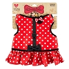Disney Tails Dog Harness - Minnie Polka Dot Costume
