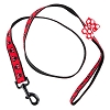 Disney Tails Pet Leash - Minnie Polka Dot with Bow