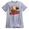 Disney Adult Shirt - Disney-Pixar UP - Dug Tee