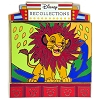 Disney Quarterly Collection Pin - Disney Recollections - Lion King
