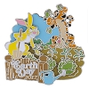 Disney Earth Day Pin - 2017 Tigger and Rabbit