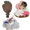Disney Pin Set - Disney Store 30th Anniversary Limited Rel - Week 10