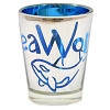 Seaworld - Shot Glass - Metallic - Blue - Orca