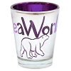 Seaworld - Shot Glass - Metallic - Purple - Polar Bear