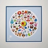 Disney Deluxe Print - World of Pixar by Maruyama