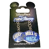 Disney runDisney Pin - Every Mile is Magic Dangle