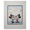 Disney Deluxe Print - Small World Selfies by Maruyama