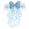 Disney Hat - Ear Headband - Minnie Mouse Snowflake