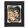 Disney Artist Print - Rey and BB-8 by Jasmine Becket-Griffith