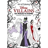 Disney Adult Coloring Book - Art of Coloring Disney Villains