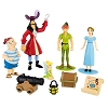 Disney Collectible Figures - Peter Pan Playset