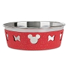Disney Minnie Bow Pet Bowl - Medium