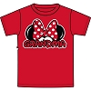 Disney Adult Tee - Minnie Ears Red - Grandma