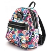 Disney Loungefly Mini Faux Leather Backpack - Alice Flowers