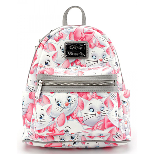 Disney Loungefly Mini Faux Leather Backpack - Aristocats Marie