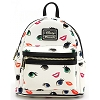 Disney Loungefly Mini Faux Leather Backpack - Princess Eyes Smiles