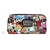 Disney Loungefly Wallet - Alice in Wonderland Characters