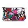 Disney Coin/Cosmetic Bag - Alice in Wonderland Character Print