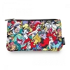 Disney Coin/Cosmetic Bag - The Little Mermaid Character Print