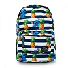 Disney Loungefly Backpack - Stitch Stripes & Pineapples Print