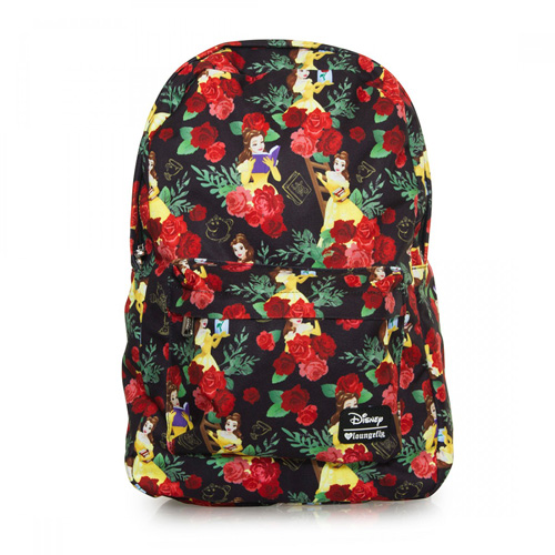 Disney Loungefly Backpack - Belle Floral