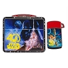 Disney Star Wars Pin Set - 40 Years Lunchbox and Thermos