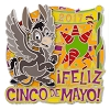 Disney Cinco De Mayo Pin - 2017 Cinco De Mayo - Burrito