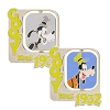 Disney Goofy Pin - 85th Anniversary - Goofy Spinner