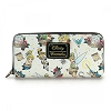 Disney Loungefly Wallet - Tinkerbell Tattoo Print