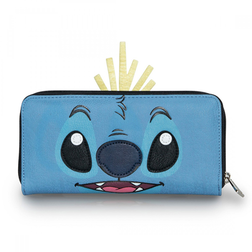 a4f03b87415 Disney Loungefly Wallet - Stitch and Scrump. Tap to expand