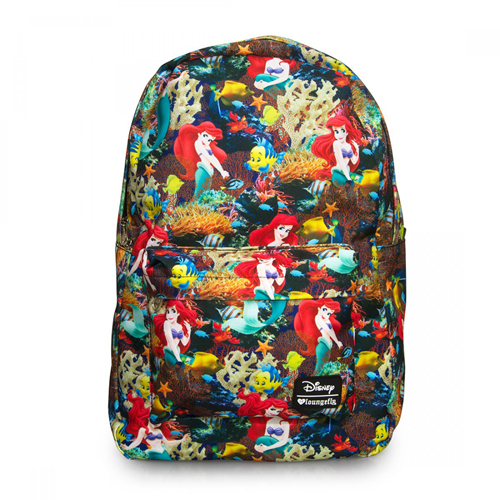 c8df10c9982d Add to My Lists. Disney Loungefly Backpack - The Little Mermaid - Ariel  Poses