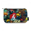 Disney Loungefly Coin Cosmetic Bag - The Little Mermaid - Ariel Poses