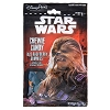 Disney Candy - Star Wars Chewie Candy - Blue Raspberry Gummies