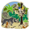Disney Jungle Cruise Pin - 45th Anniversary - Mickey and Pals Skippers