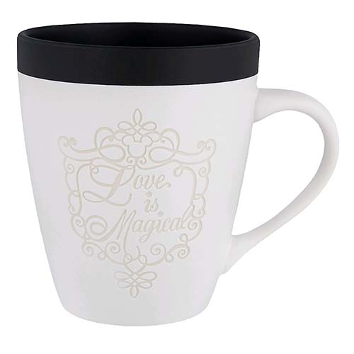 Disney Coffee Cup - Love is Magical - Mrs. Bride