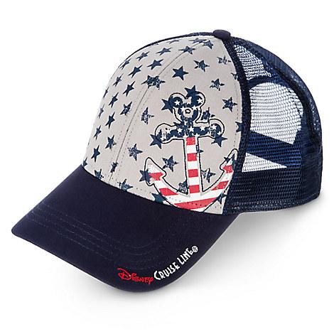 Disney Trucker Hat - Disney Cruise Line Americana 2cfa7d1e3f7