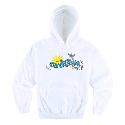 Disney LADIES Hoodie - Zip-A-Dee-Doo-Dah Day Pullover