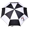 Disney Golf Umbrella - Haas-Jordan Mickey Mouse - Black and White