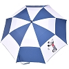 Disney Golf Umbrella - Haas-Jordan Mickey Mouse - Navy and White