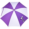 Disney Golf Umbrella - Haas-Jordan Mickey Mouse - Purple and White