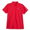Disney ADULT Shirt - Mickey Mouse Polo by NikeGolf - Red