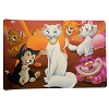 Disney Plastic Placemat - Disney Cats Collection