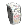 Disney MagicBand 2 Bracelet - A Walk in the Park - Mickey and Minnie